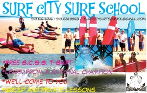 SCSS's onslaught of surfing pleasure.